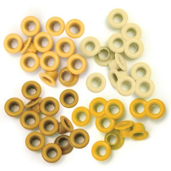 We R Memory Keepers standard szegecs - sárga