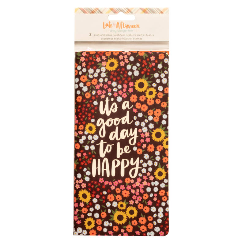 American Crafts - Amy Tangerine - Late Afternoon Journal Inserts - 24 Pages Each (2 Piece)