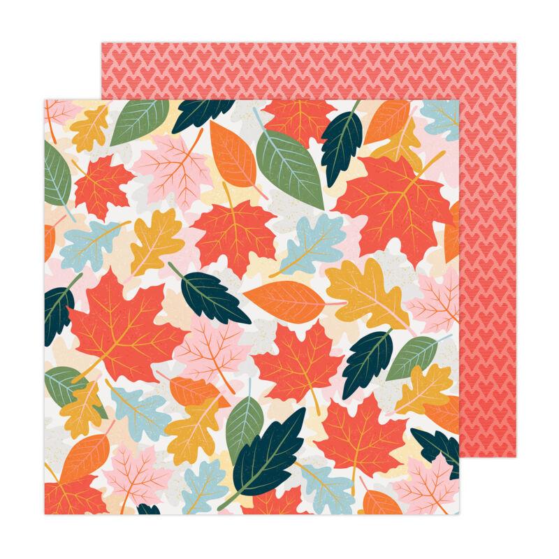 American Crafts - Paige Evans - Bungalow Lane 12x12 Paper 9