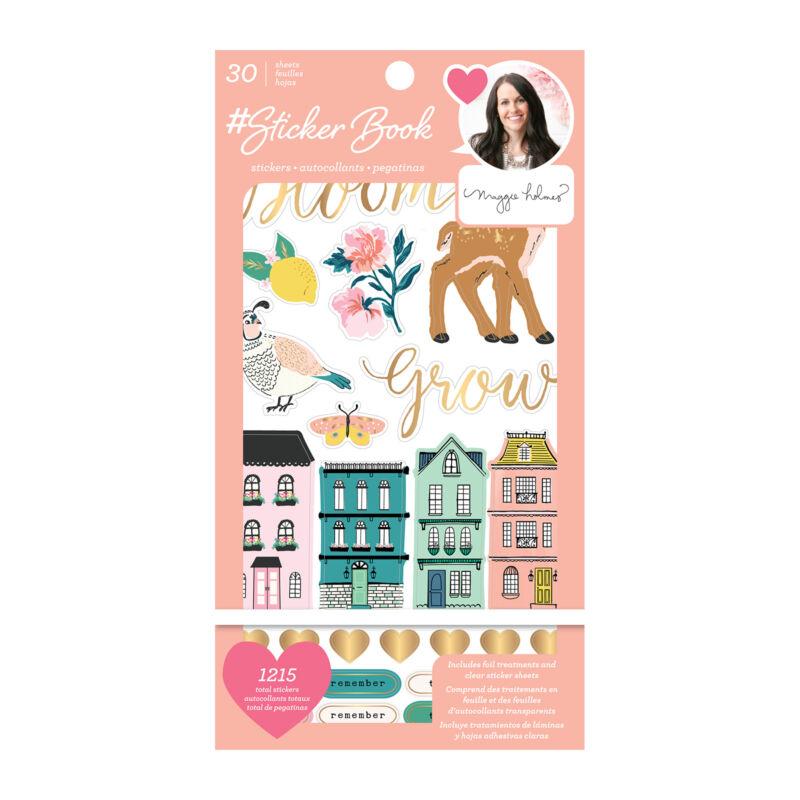 Maggie Holmes - Sticker Book (1200 pieces)