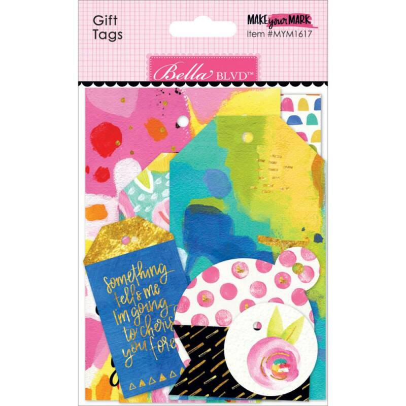 Bella BLVD - Make Your Mark Gift Tags