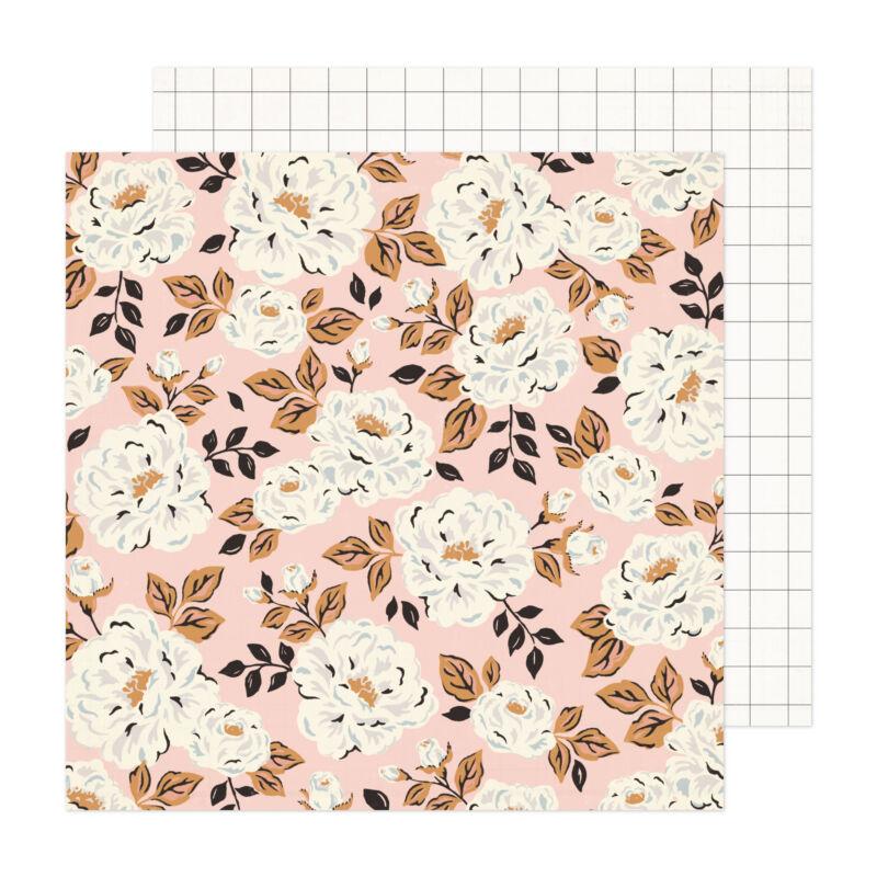 Crate Paper - Fresh Bouquet 12x12 Paper - Flora