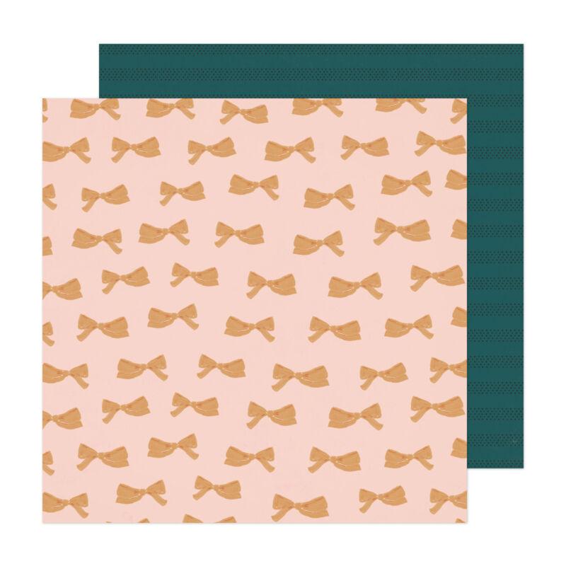 Crate Paper - Fresh Bouquet 12x12 papír - Treasured