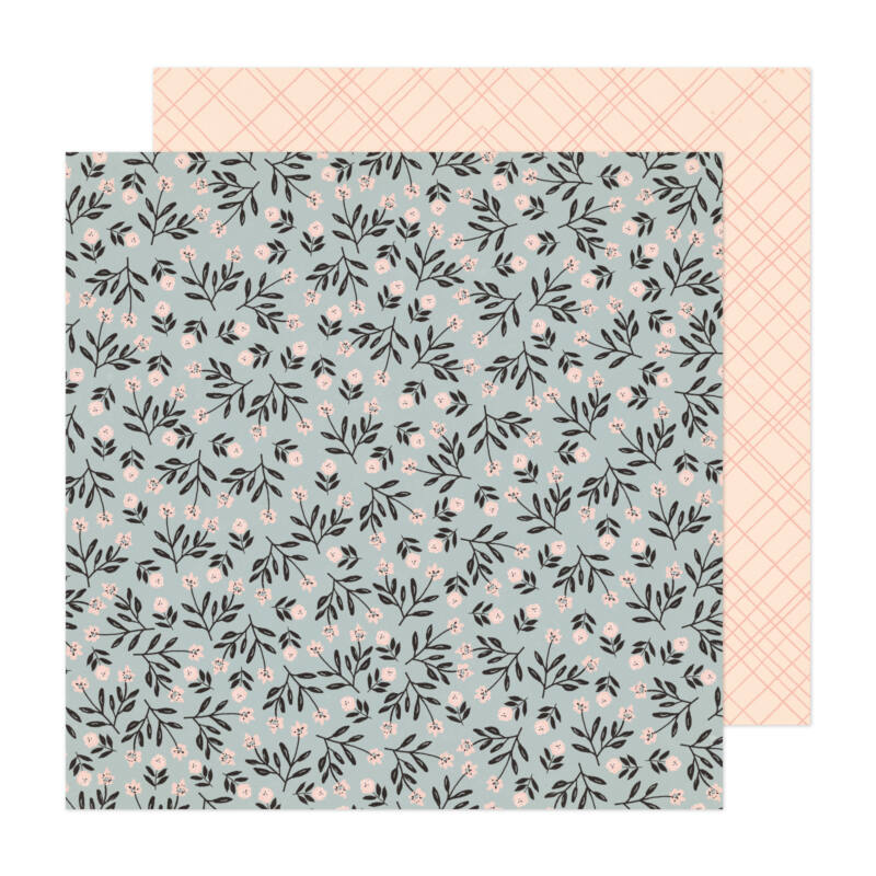Crate Paper - Fresh Bouquet 12x12 Paper - Ever After