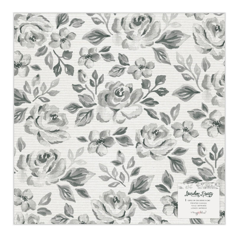 American Crafts - Maggie Holmes - Garden Party 12x12 Specialty Vellum Paper