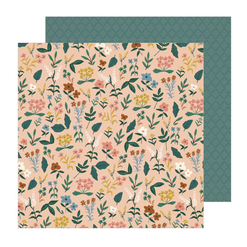 Crate Paper - Magical Forest 12x12 Paper - Meadow