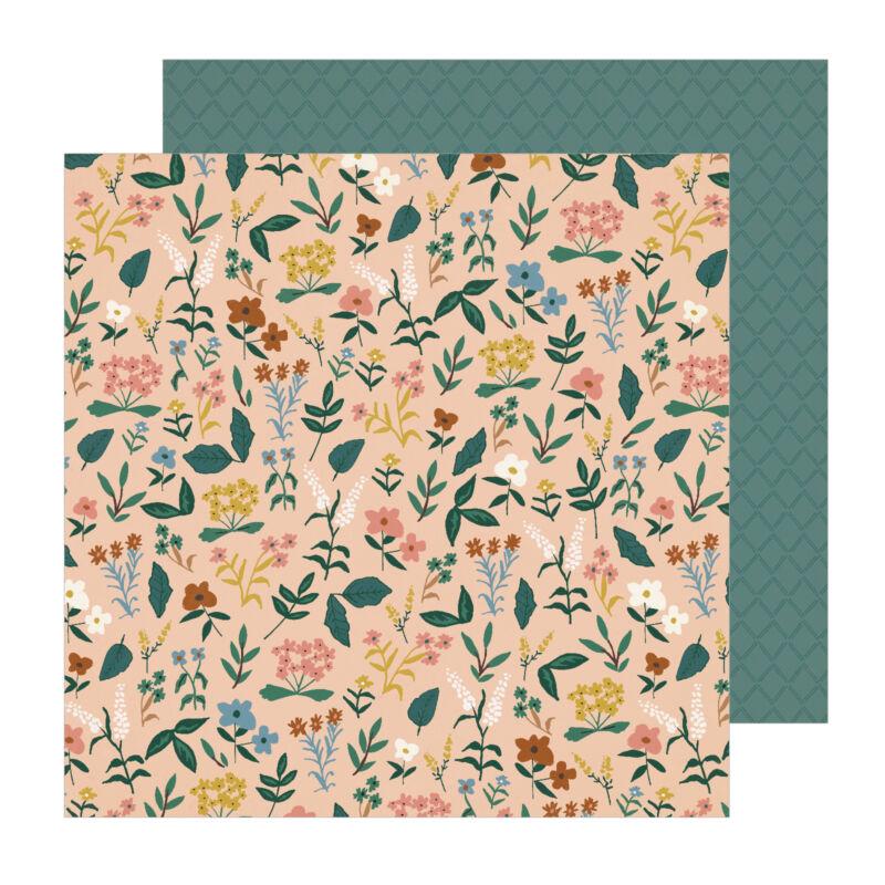 Crate papír - Magical Forest 12x12 papír - Meadow