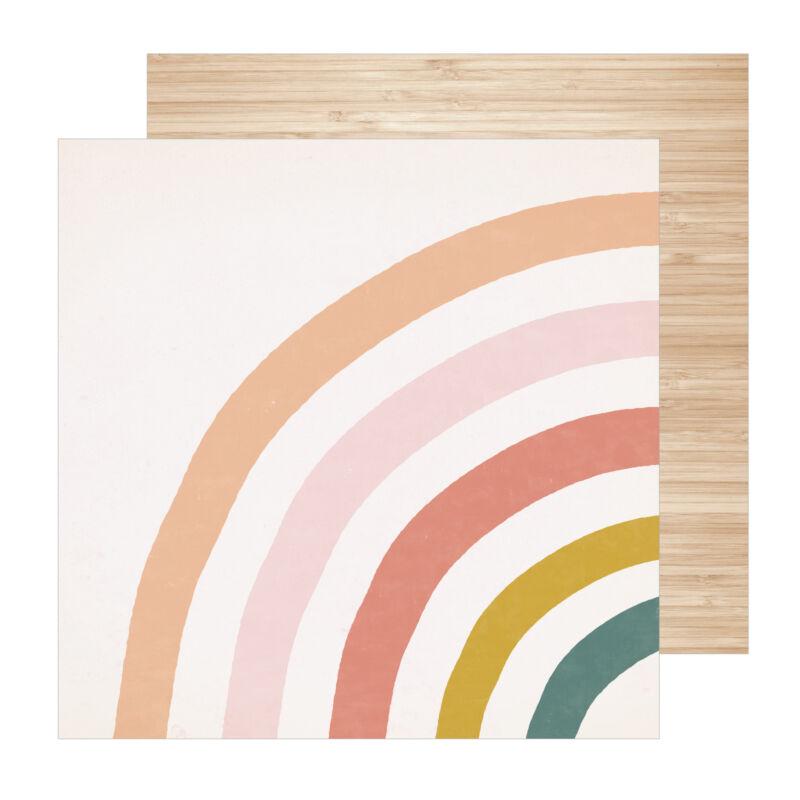 Crate papír - Magical Forest 12x12 papír - Childhood