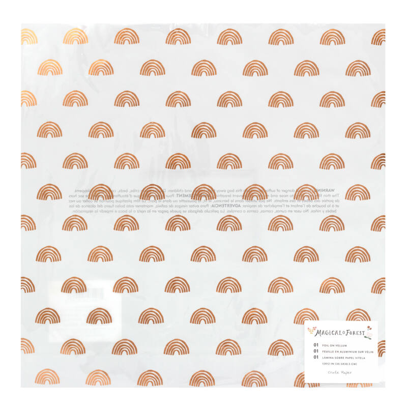 Crate Paper - Magical Forest 12x12 Specialty Paper - Dreamer