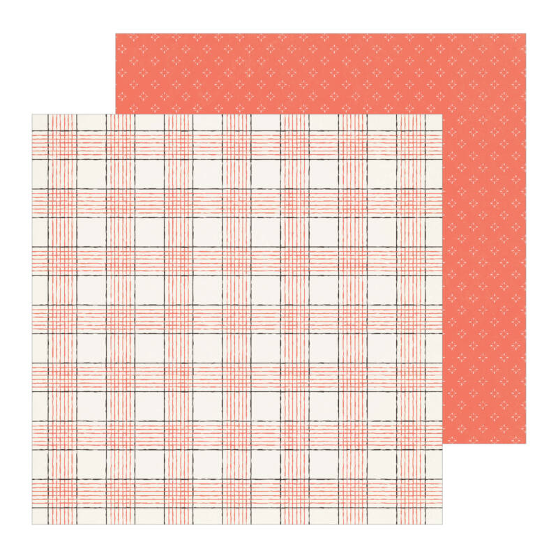 Crate Paper - Merry Days 12x12 Paper - Cheer