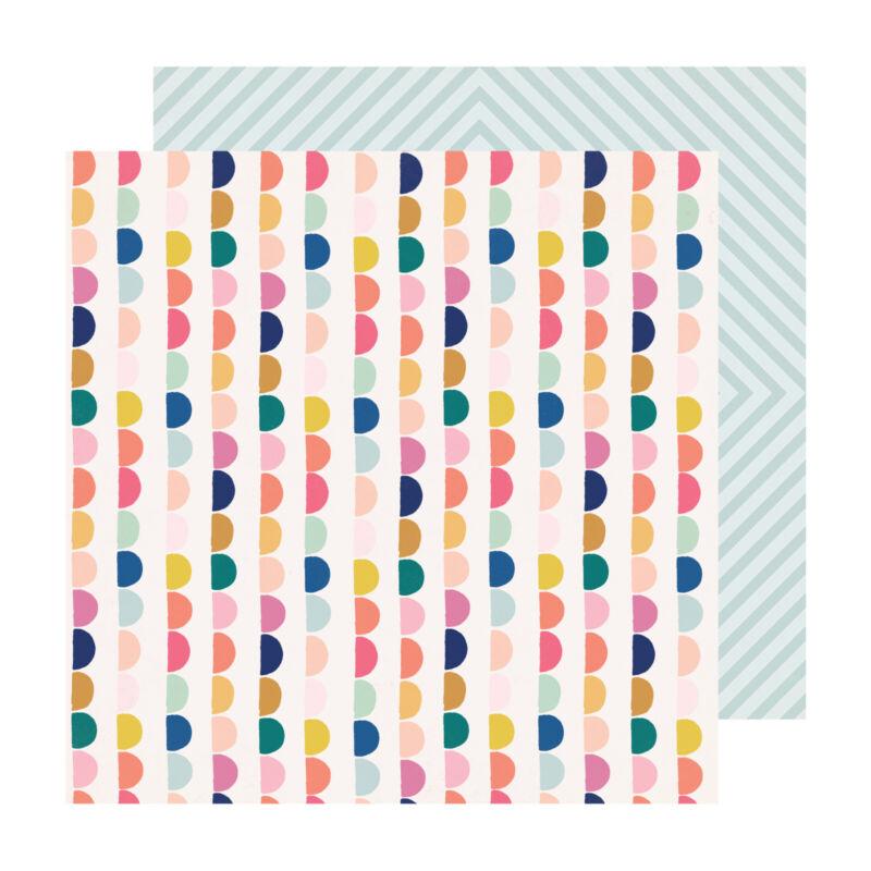 Crate Paper - Maggie Holmes - Sweet Story 12x12 Paper - Sprinkles