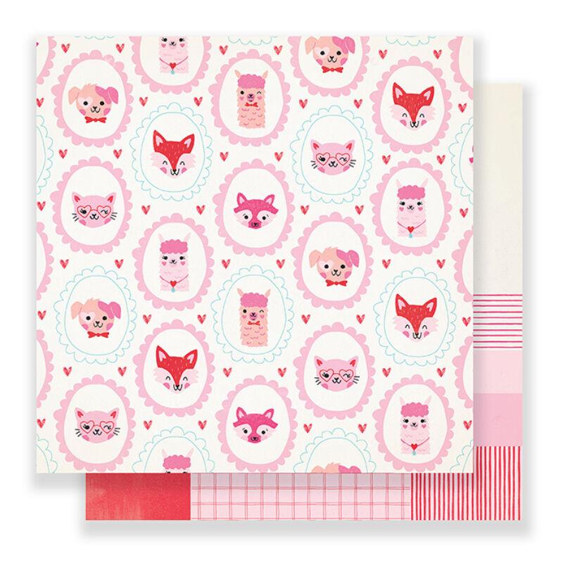 Crate Paper - Main Squeeze 12x12 Paper - Cutie