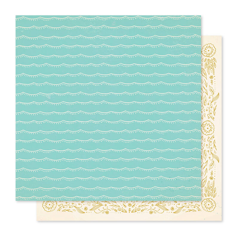 Crate Paper - Maggie Holmes - Willow Lane 12x12 Paper - Together