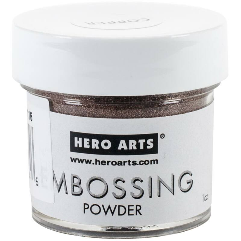 Hero Arts Embossing Powder - réz