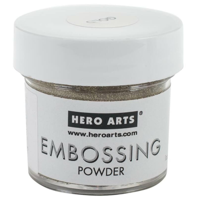 Hero Arts Embossing Powder - Gold