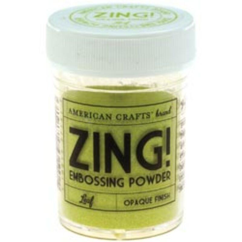 Zing! Opaque Embossing Powder - Leaf