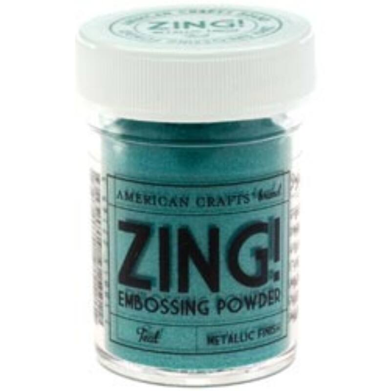 Zing! Metallic Embossing Powder - Teal
