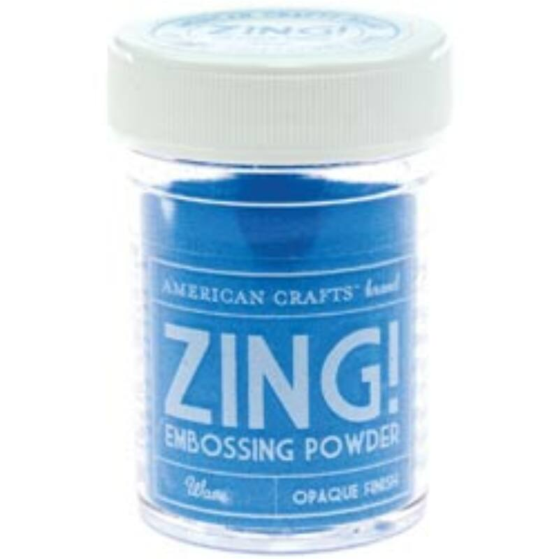 Zing! Opaque Embossing Powder - Wave