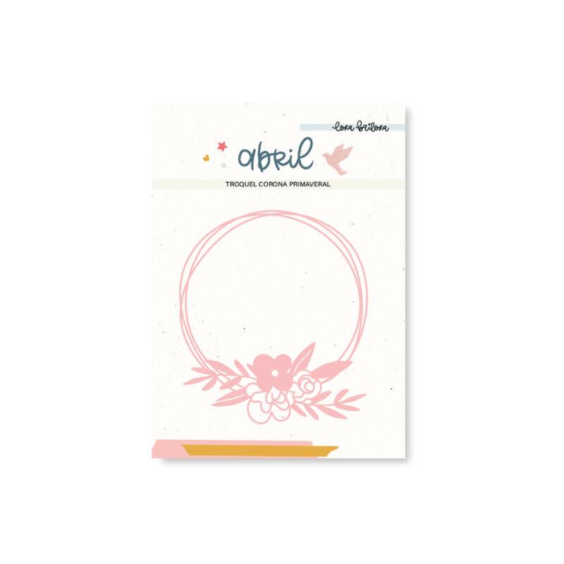 Lora Bailora - Abril Die - Flower Wreath