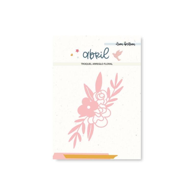 Lora Bailora - Abril vágókés - Flower Arrangement