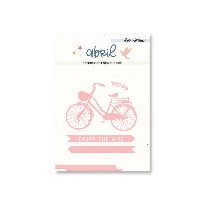Lora Bailora - Abril vágókés - Enjoy the Ride