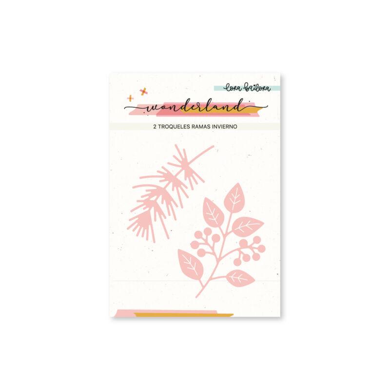 Lora Bailora - Wonderland Die- Branches