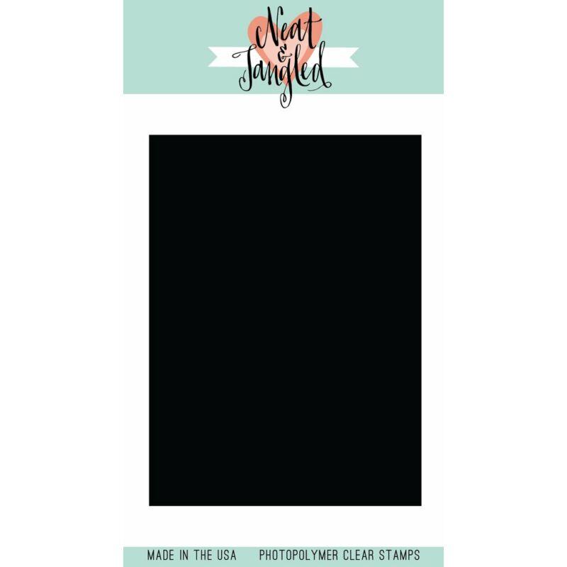 Neat & Tangled 3x4 Stamp Set - Backdrop