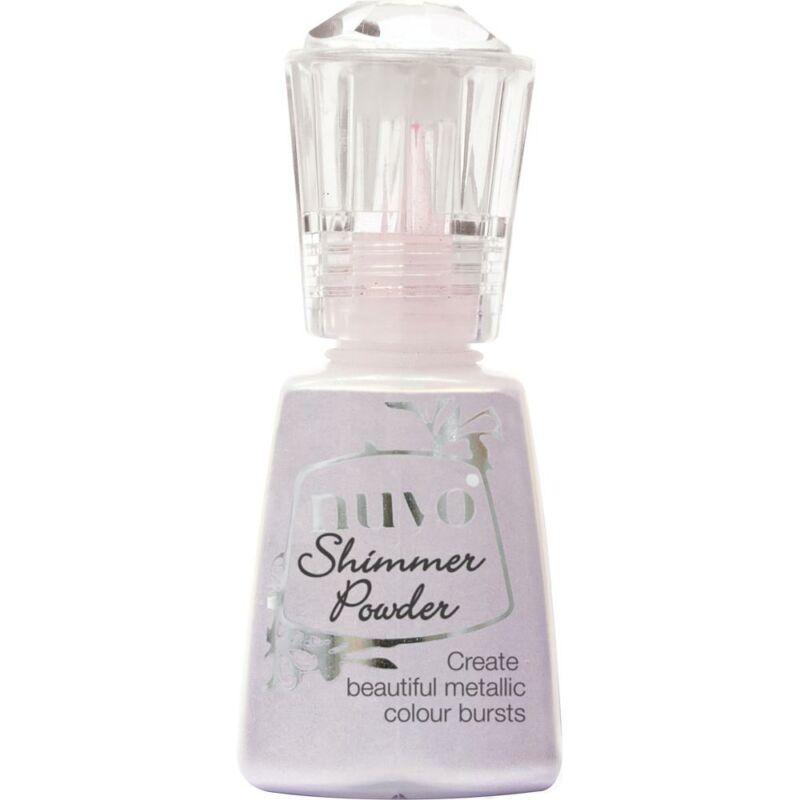 Nuvo - Shimmer Powder - Violet Brocade