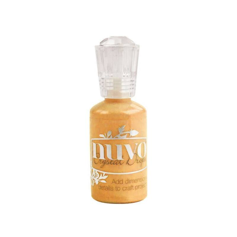 Nuvo - Crystal Drops - Auburn Pearl