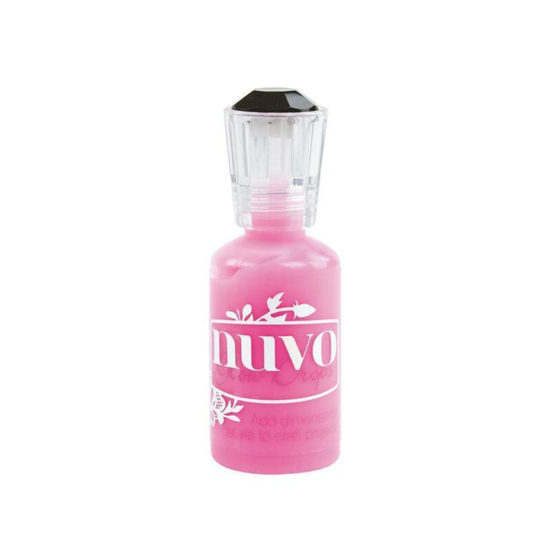 Nuvo - Glow Drops – Shocking Pink