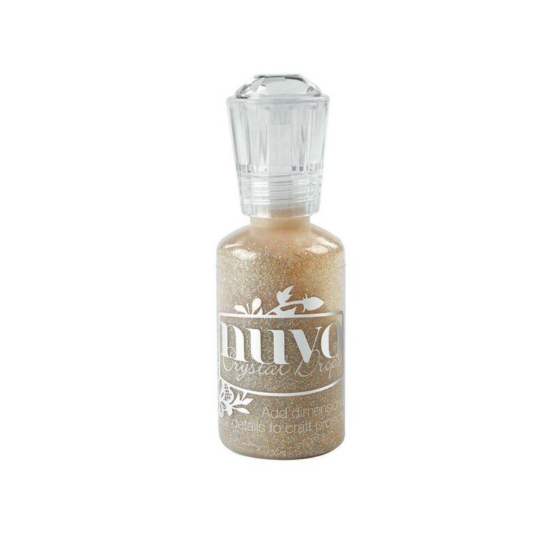 Nuvo Glitter Drops - Honey Gold