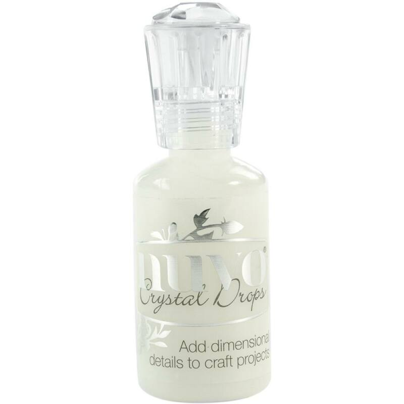 Nuvo Crystal Drops - Gloss-Morning Dew