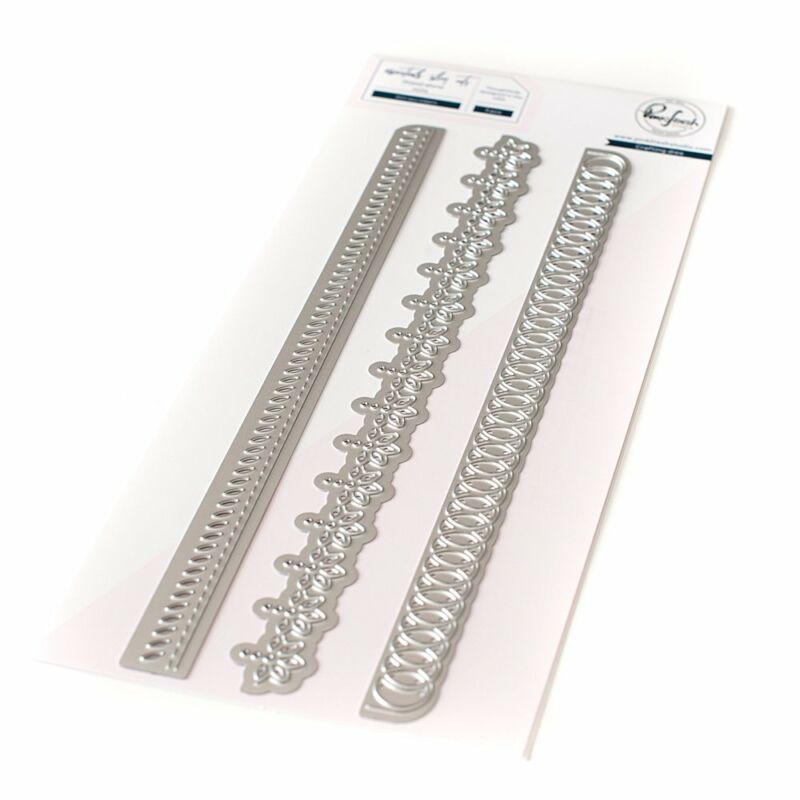 Pinkfresh Studio - Essentials: Slim lacy edgers