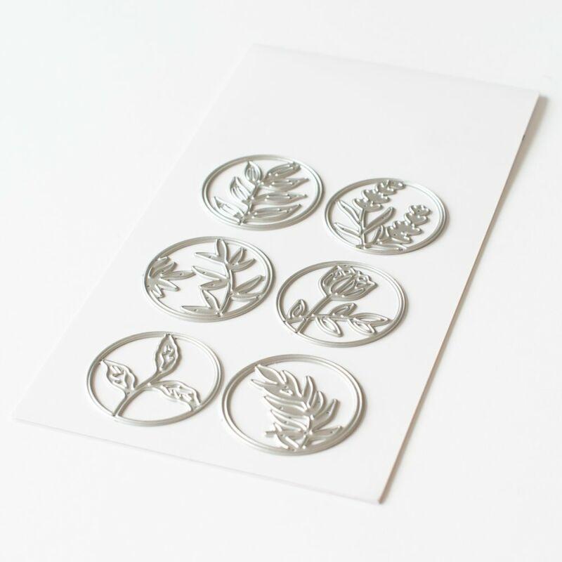 Pinkfresh Studio - Floral Circles