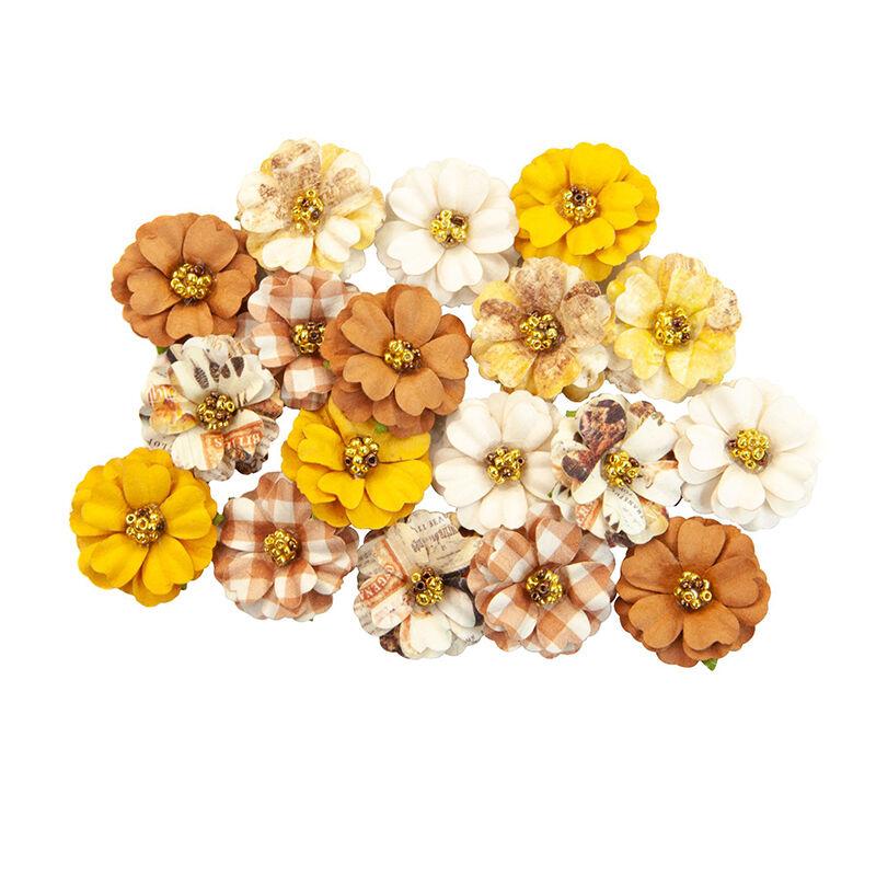 Prima Marketing - Autumn Sunset Flower - Pumpkin Spice