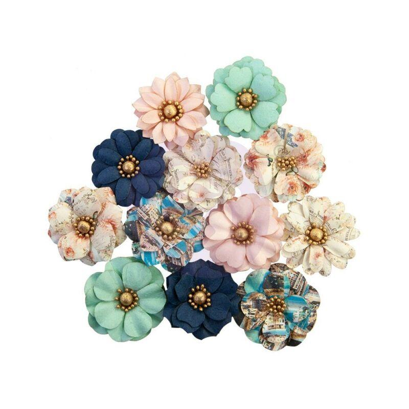 Prima Marketing - Capri Paper Flowers - Porto Nuevo