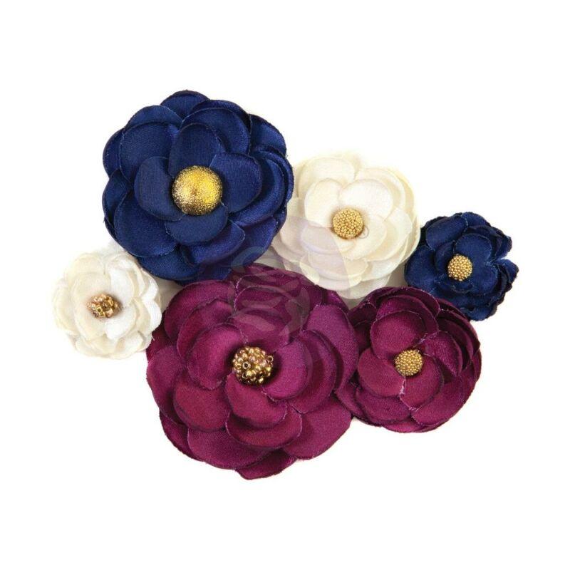 Prima Marketing - Darcelle Paper Flowers - Historic Moment