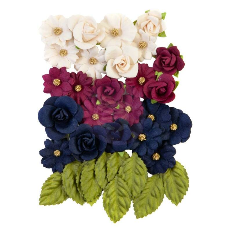 Prima Marketing - Darcelle Paper Flowers - Sweet Notes