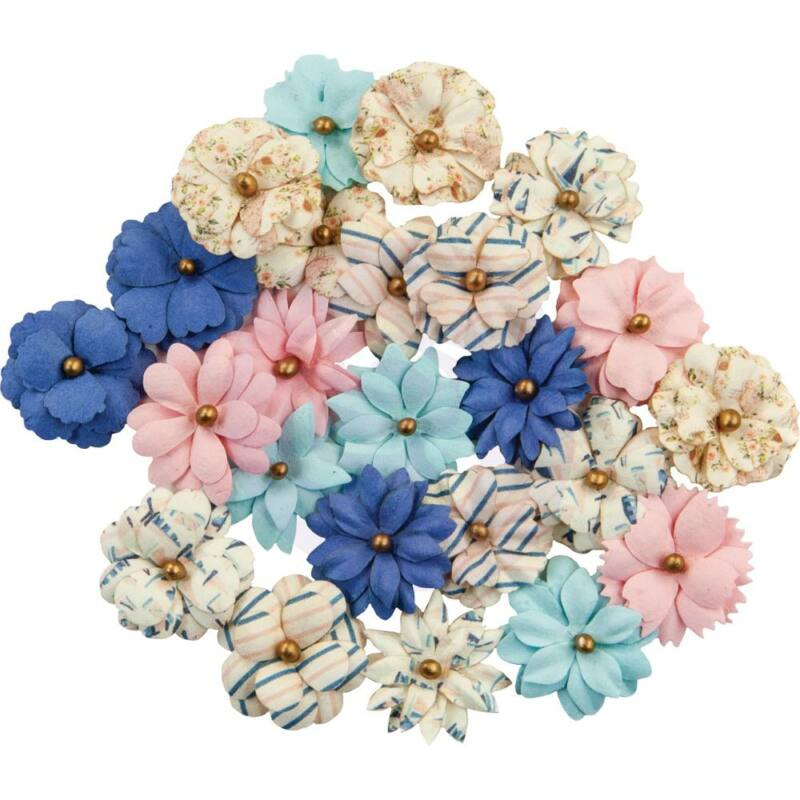 Prima Marketing - Golden Coast Flower - Moon Bay (24 Pieces)