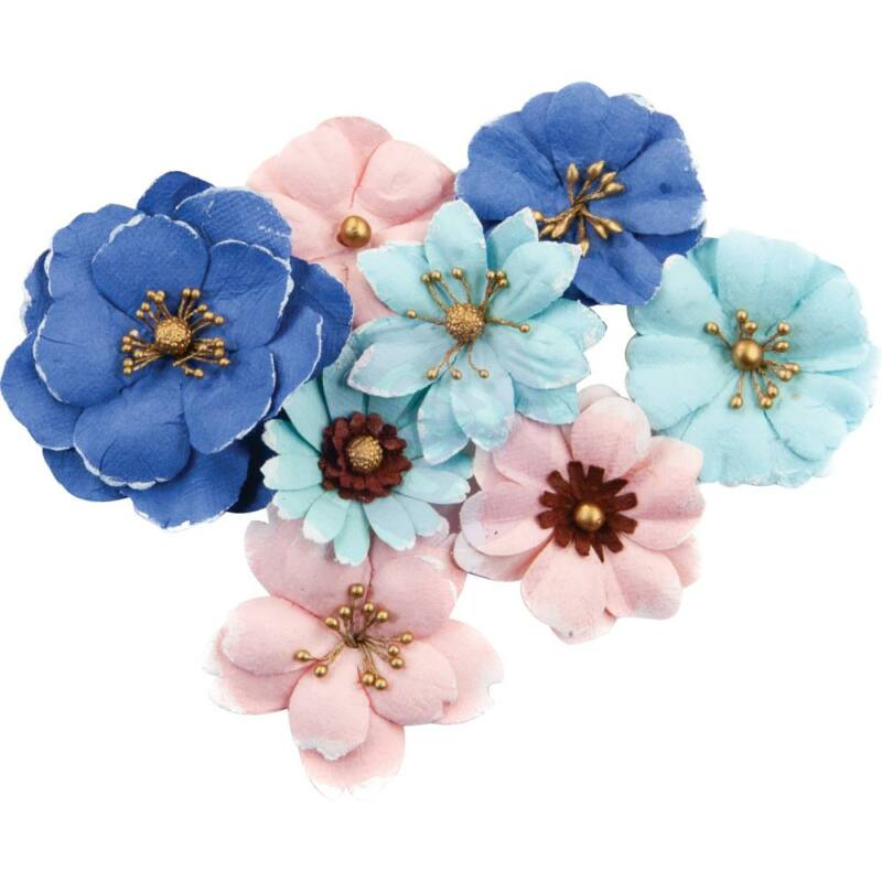 Prima Marketing - Golden Coast Flower - Ocean Pier (8 Pieces)