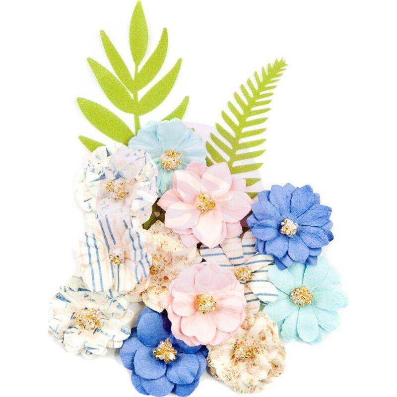 Prima Marketing - Golden Coast Flower - Redondo (14 Pieces)