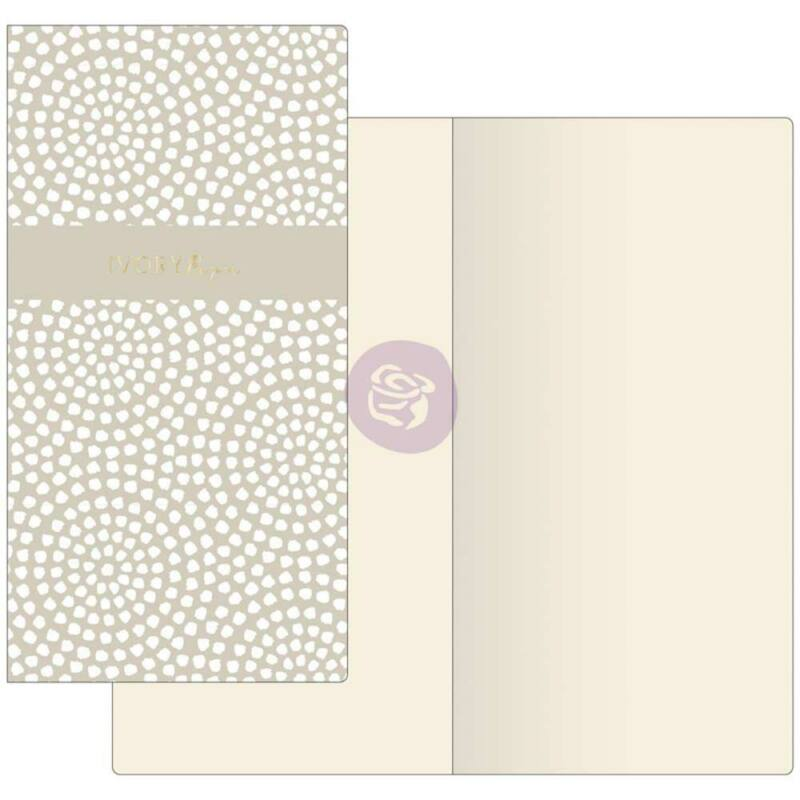 Prima Traveler's Journal Notebook Refill Ivory Paper