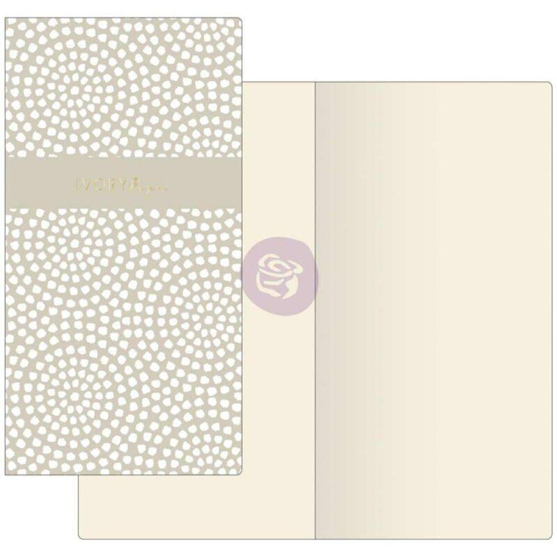 Prima Traveler's Journal Notebook Refill Ivory Paper