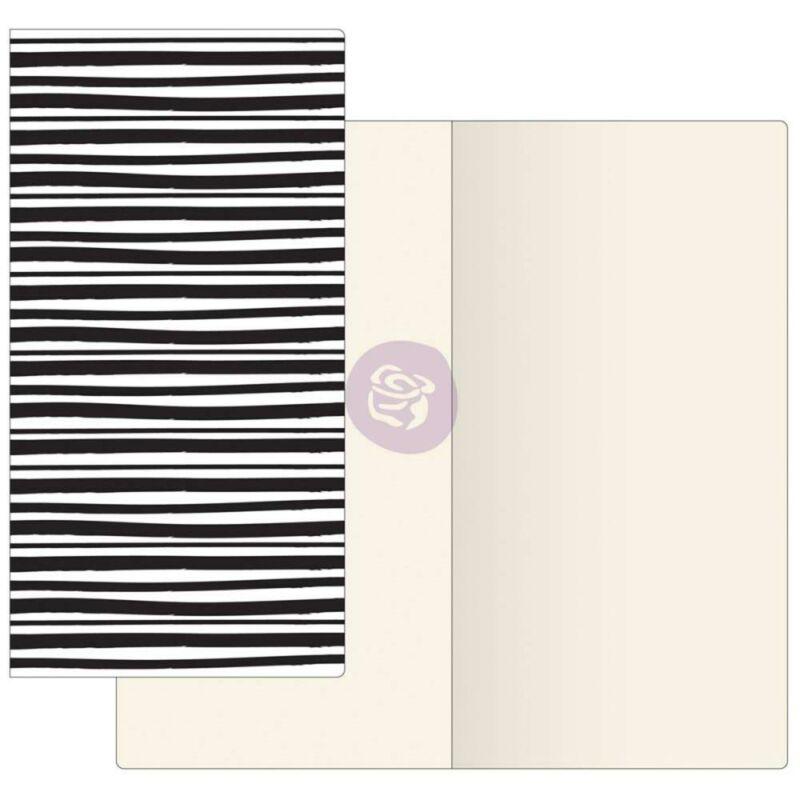 Prima Traveler's Journal Notebook füzet elefántcsont papír - Inkie