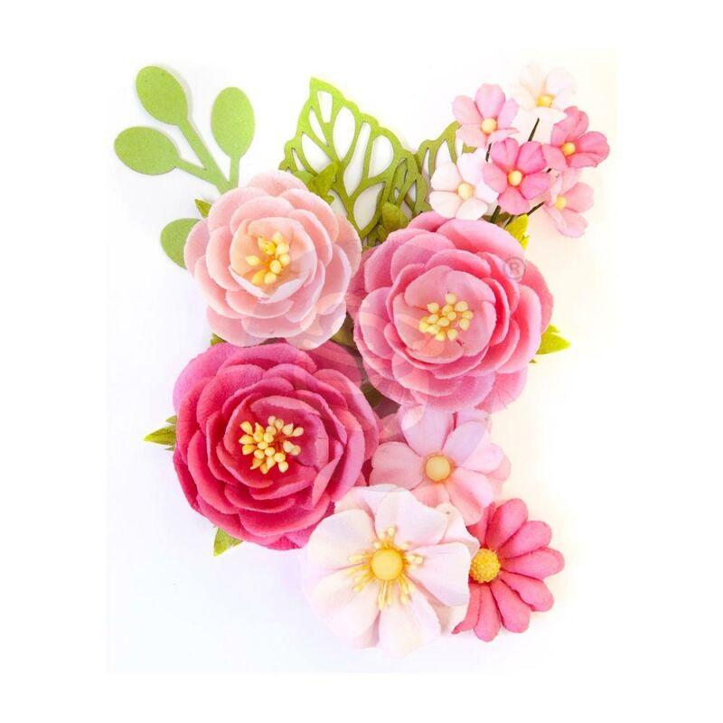 Prima Marketing - Surfboard Paper Flowers - Betty