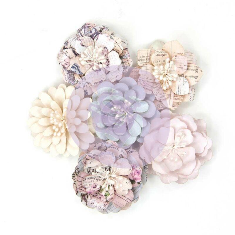 Prima Marketing - Lavender Flower - Emmeline