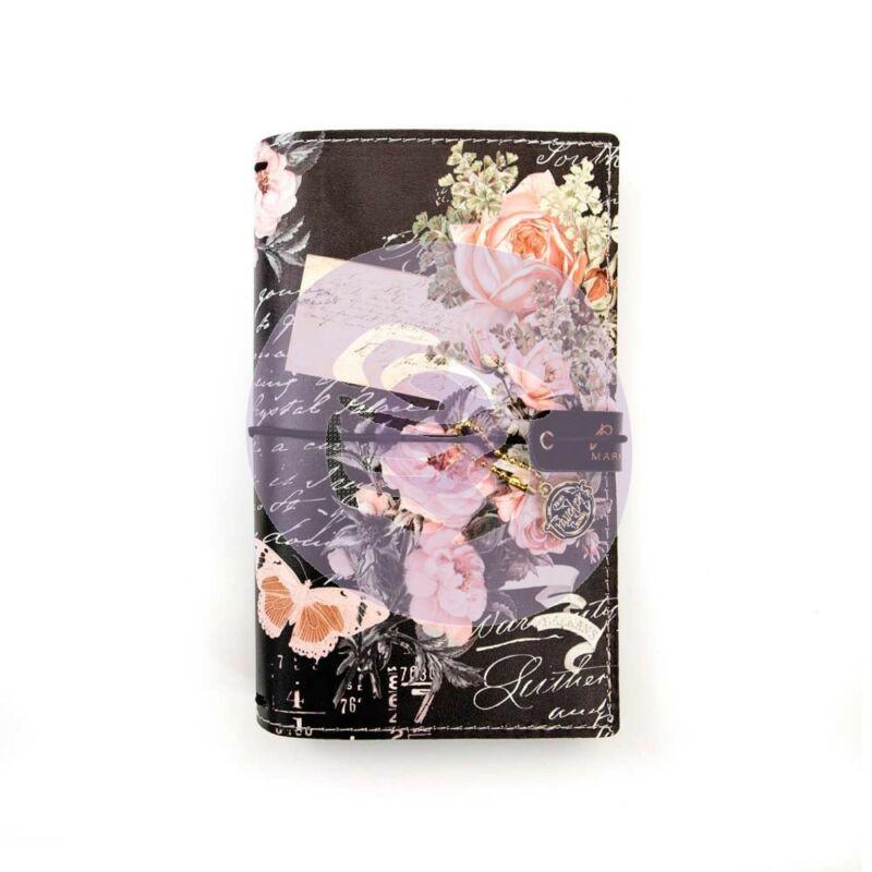 Prima Traveler's Journal Personal - Vintage Floral