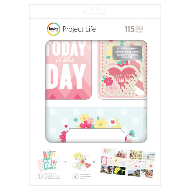 Becky Higgins - Project Life Note To Self Value Kit