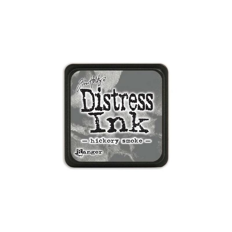 Ranger - Tim Holtz - Mini Distress Ink Pad - Hickory