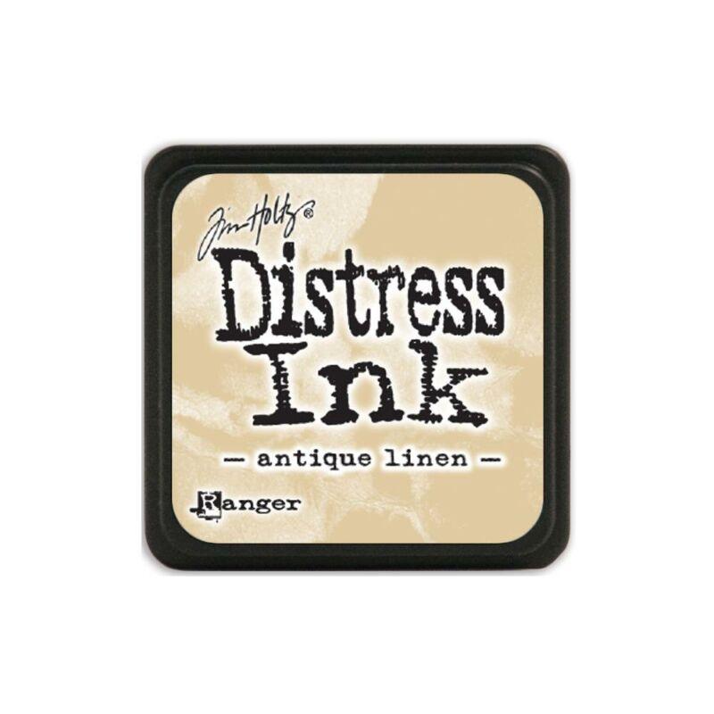 Ranger - Tim Holtz - Mini Distress Ink Pad - Antique Linen